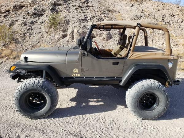 Photo 1988 Jeep Wrangler YJ - $13,000 (Spanish fork)