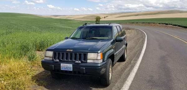 Photo 1994 Jeep Grand Cherokee V8 Limited - $800 (Provo)