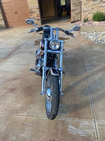 Photo 1998 Harley Davidson 95th Anniversary Edition Dyna Wide Glide - $8,000