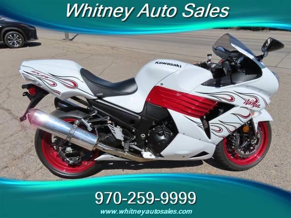 2007 Kawasaki Ninja ZX-14 Special Edition - $8,750 (Durango, Colorado)