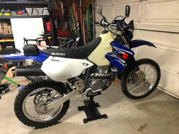 Photo 2007 Suzuki DRZ 400S - $5,200 (Hailey)
