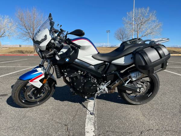 Photo 2011 BMW F800R - $5,500 (Grand Junction)