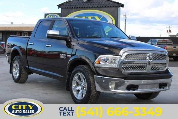 Photo 2014 Ram 1500 Laramie Pickup 4D 5 12 ft - $28,000 (_Ram_ _1500_ _Truck_)