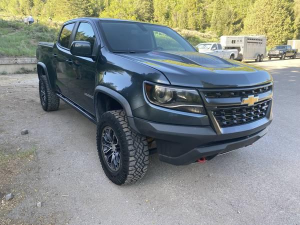 Photo 2018 Chevy Colorado ZR2 - $33,900 (Highland UT)