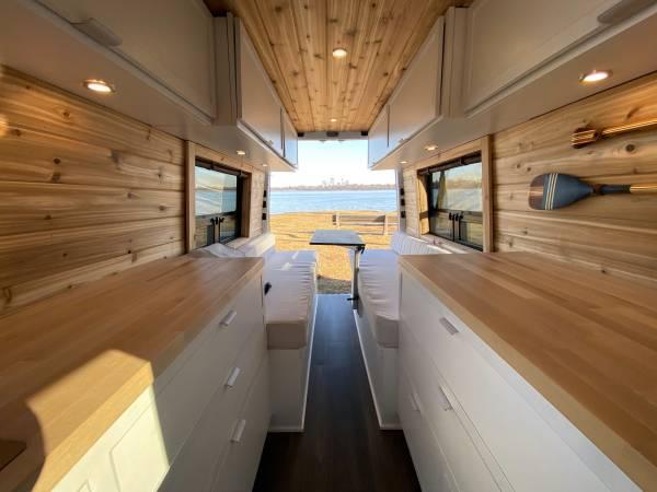 Photo 2019 Mercedes Sprinter 2500 4x4 Cargo 170quot EXT WB Custom Cer Van - - $160,000 (Park City)