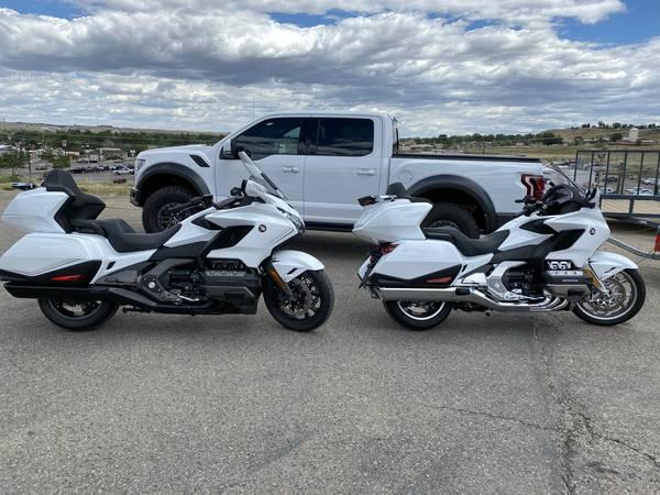 Photo 2020 Honda Goldwing DCT - $30,000 (Salt Lake area)