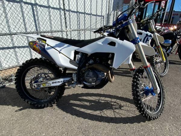 Photo 2020 Husqvarna FC 450 - $8,688 (Grand Junction)