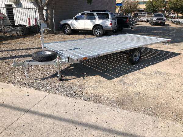 Photo 2020 Sport Trail 7 X 14 Raft Trailer 14RAFT - $3,275 (Grand Junciton)