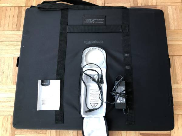 Photo AmazonBasics Portable Foldable Photo Studio Box with LED Lights - $120 (Millcreek)