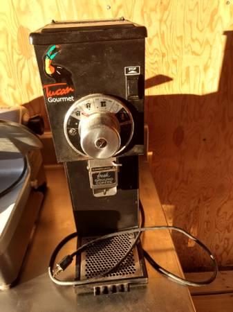 Photo Bunn G1 Commercial Coffee Grinder - $500 (Loma)