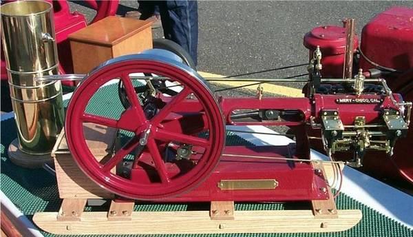Photo Engine Kits - Mery quotExplosivequot Engine - 14 Scale - $500 (Fruita)