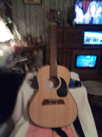 Photo First Act 222 guitar - $60 (Grand Junction)