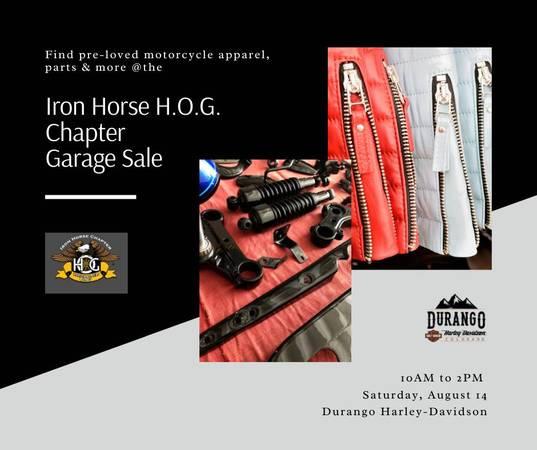 Photo Harley Davidson Parts Sale (Durango Harley Davidson)
