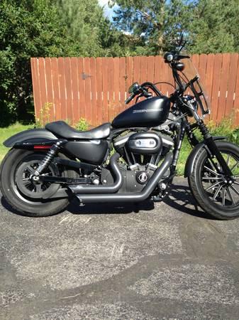 Photo Harley Sportster 883 - $7,000 (Durango)