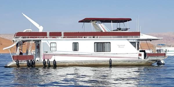 Photo Houseboat Timeshare Weeks - Bullfrog Marina, Lake Powell - $5,000 (Bullfrog, UT)