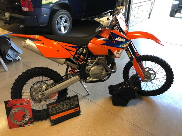 Photo KTM 450 XCW Racing - $3,800 (Grand Junction)
