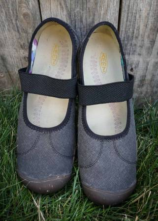 Photo Keen Sienna Canvas Mary Jane - Womens 9.5 - $15 (Grand Junction)