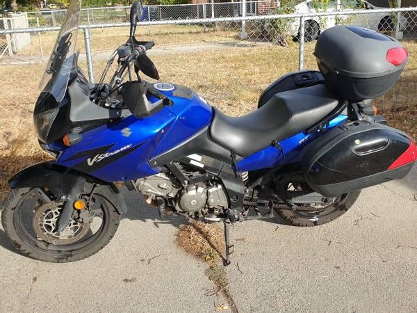 Photo Motorcycle for sale - $3,650 (Salt Lake City)