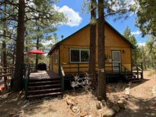 Photo Southern Utah Great Cabin on 8.15 Acres with water (Kolob Mt. over looking upper Zion Park)