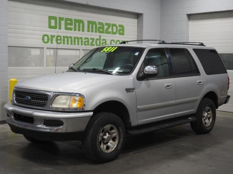 Photo Used 1997 Ford Expedition 4WD for sale