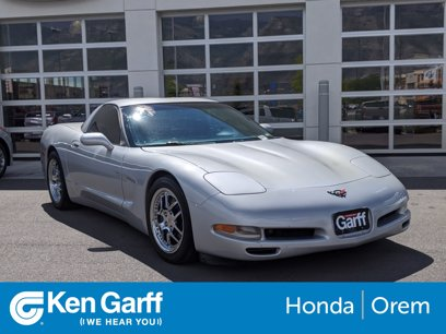 Photo Used 1998 Chevrolet Corvette Coupe for sale