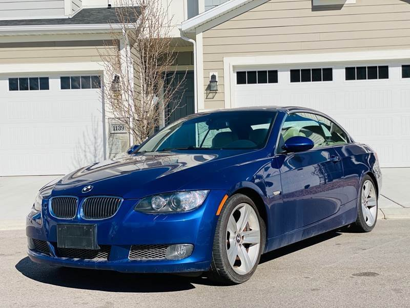 Photo Used 2007 BMW 335i Convertible for sale