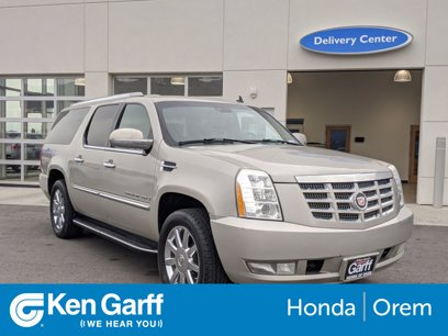 Photo Used 2007 Cadillac Escalade ESV AWD w Information Package for sale