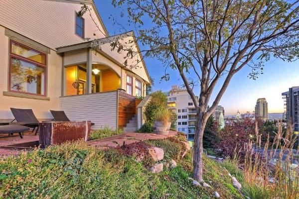 Photo private, urban retreat with steps away from everything. (258 Main St Salt Lake City, UT)