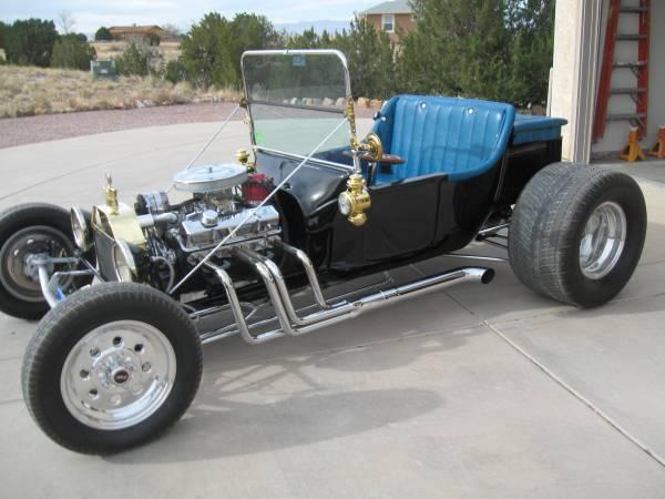 Photo 1915 Ford T Bucket - $19,900 (Pueblo west Colorado)