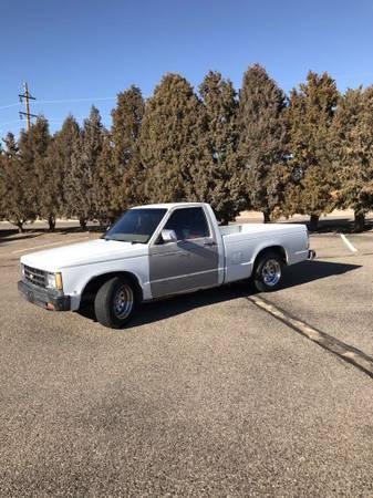 Photo 1984 Chevy S10 - $4000