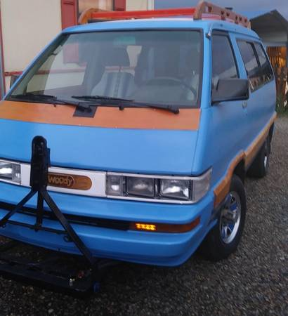 Photo 1988 Toyota Van 4x4 - $6,000 (Raton)