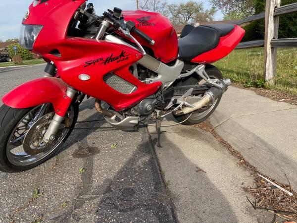 Photo 1998 Honda 1000 Super Hawk - $3,800 (Arvada)