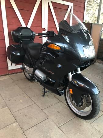Photo 2000 BMW R1100RT - $10,000 (Lakewood)