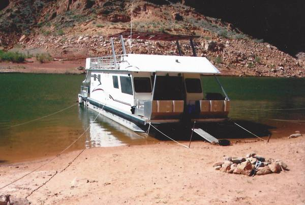 Photo 2000  54 Myacht  Lake Powell Houseboat  TimeShare for Sale - $5,400 (City Park)