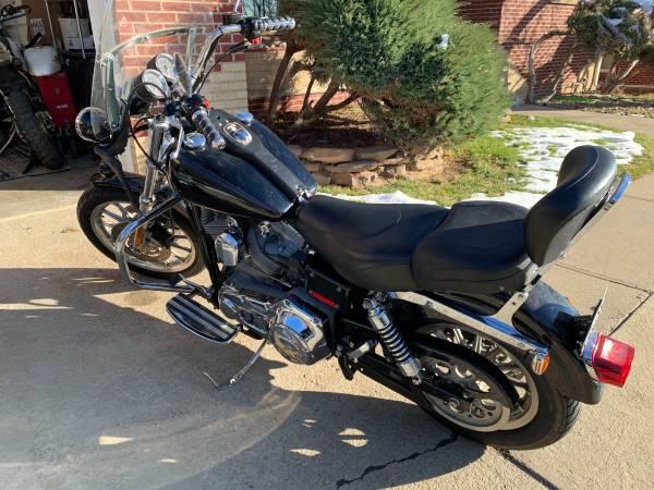 Photo 2001 Harley Davidson fxdp dyna defender - $7,500 (Lakeside)