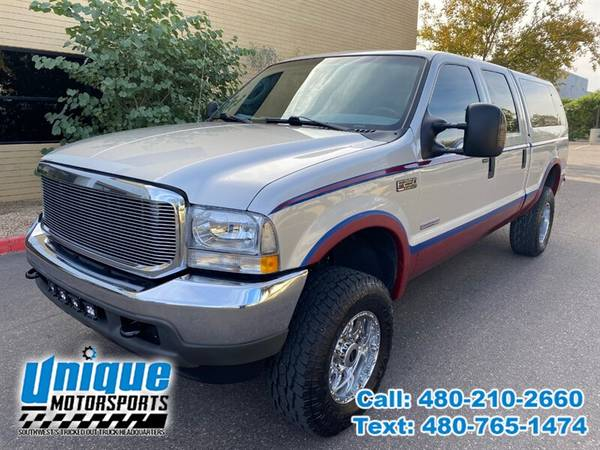 Photo 2004 FORD F-250 SUPER DUTY LARIAT  TURBO DIESEL  72K MILES 4X4  6 - $18,995 (DELIVERED RIGHT TO YOU NO OBLIGATION)