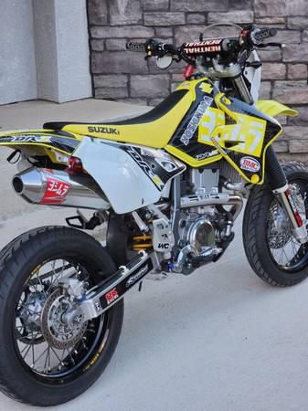 Photo 2005 Suzuki DR-Z 400s Factory Street Legal - $5,800 (Pueblo West)