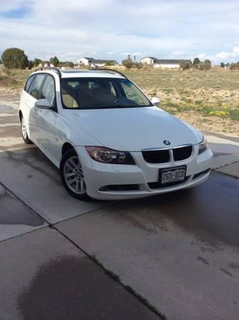 Photo 2007 BMW Sport Wagon 328 XI - $5,250 (Pueblo)