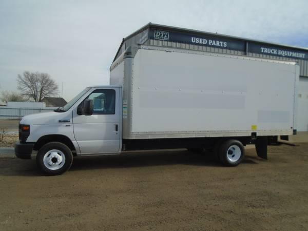 Photo 2012 Ford E350 1639 Box Truck 5.4L Triton V8 (177k Miles) - $10500 (Denver)
