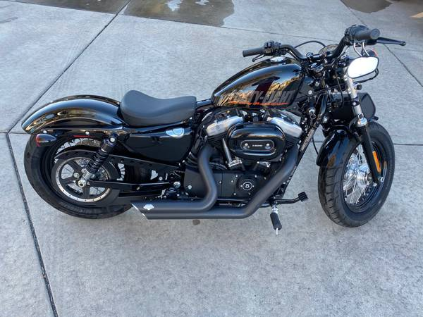 Photo 2015 Harley Sportster 48 - $8,500 (Fort Collins)