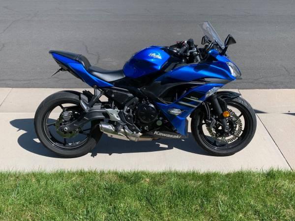 Photo 2018 Ninja 650 - Parker - $6,000 (Parker)