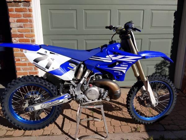 Photo 2018 Yamaha YZ250 - $5,500 (Colorado Springs)