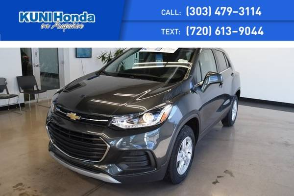 Photo 2019 Chevrolet Trax LT AWD, Android AutoCarplay - $17491 (Centennial)