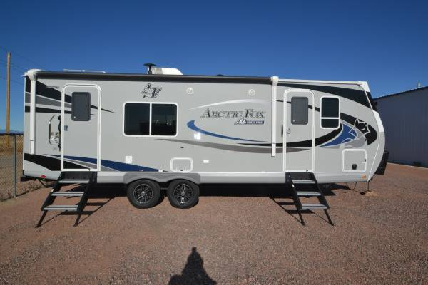 Photo 2020 ARCTIC FOX 25Y TRUE 4 SEASON TRAILER - $44,995 (www.boardmanrv.com)