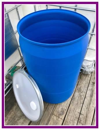 Photo 55 Gallon Barrels - $45 (Pueblo County)