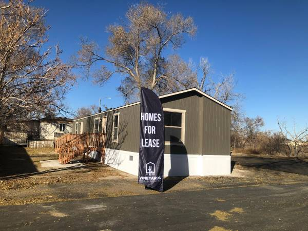 Photo Brand New 2020 Manufactured Homes for Rent (Pueblo)