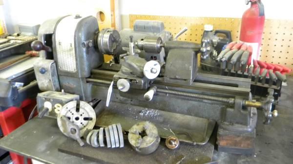 Photo Craftsman Metal Lathe - $650 (Canon City)
