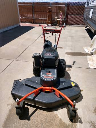 Photo DR Brush  Field Mower - $1,200 (Pueblo West)