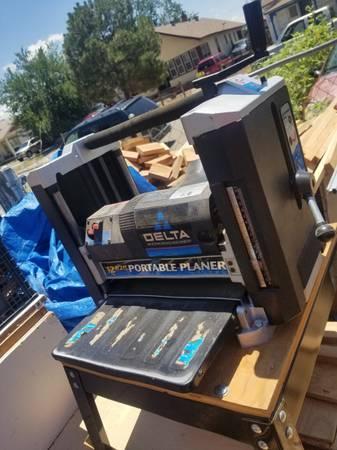 Photo Delta Thickness Planer - $300 (Pueblo)