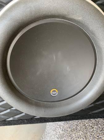 Photo JL Audio Subwoofer Stereo System - $4,000 (Pueblo)